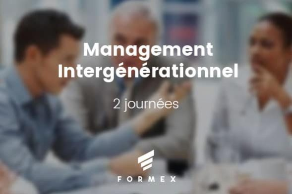 Formation Management intergénérationnel