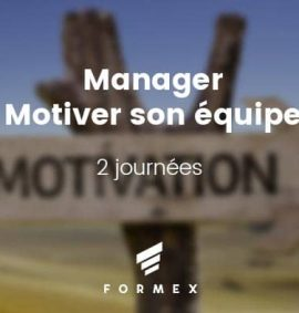 Formation Manager Motiver son équipe